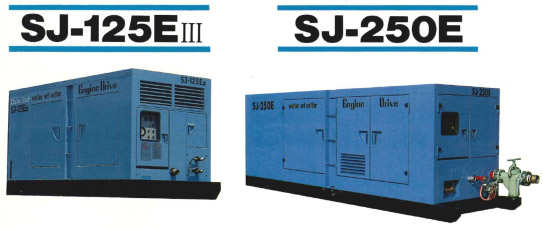 water jet cutter sj series